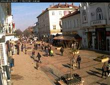 Web Camera Rouse, center of the city , Rouse, Bulgaria